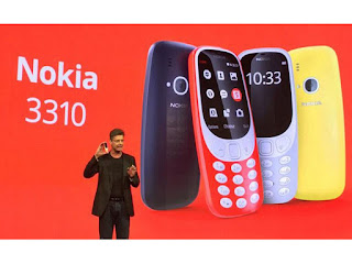 Harga Nokia 3310 dan Speknya Terbaru 2017