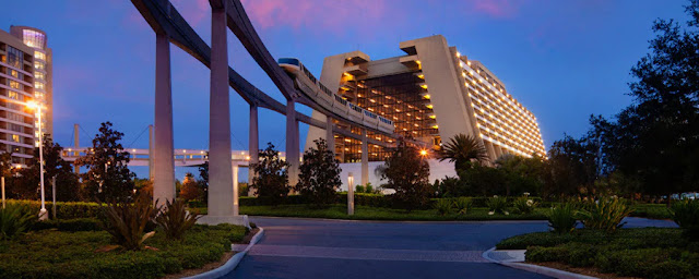 Retreat to this ultra-modern Disney's Contemporary Resort hotel in Orlando and discover award-winning dining, spectacular views and dazzling pools.