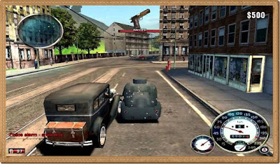 Mafia 1 PC Games Gameplay