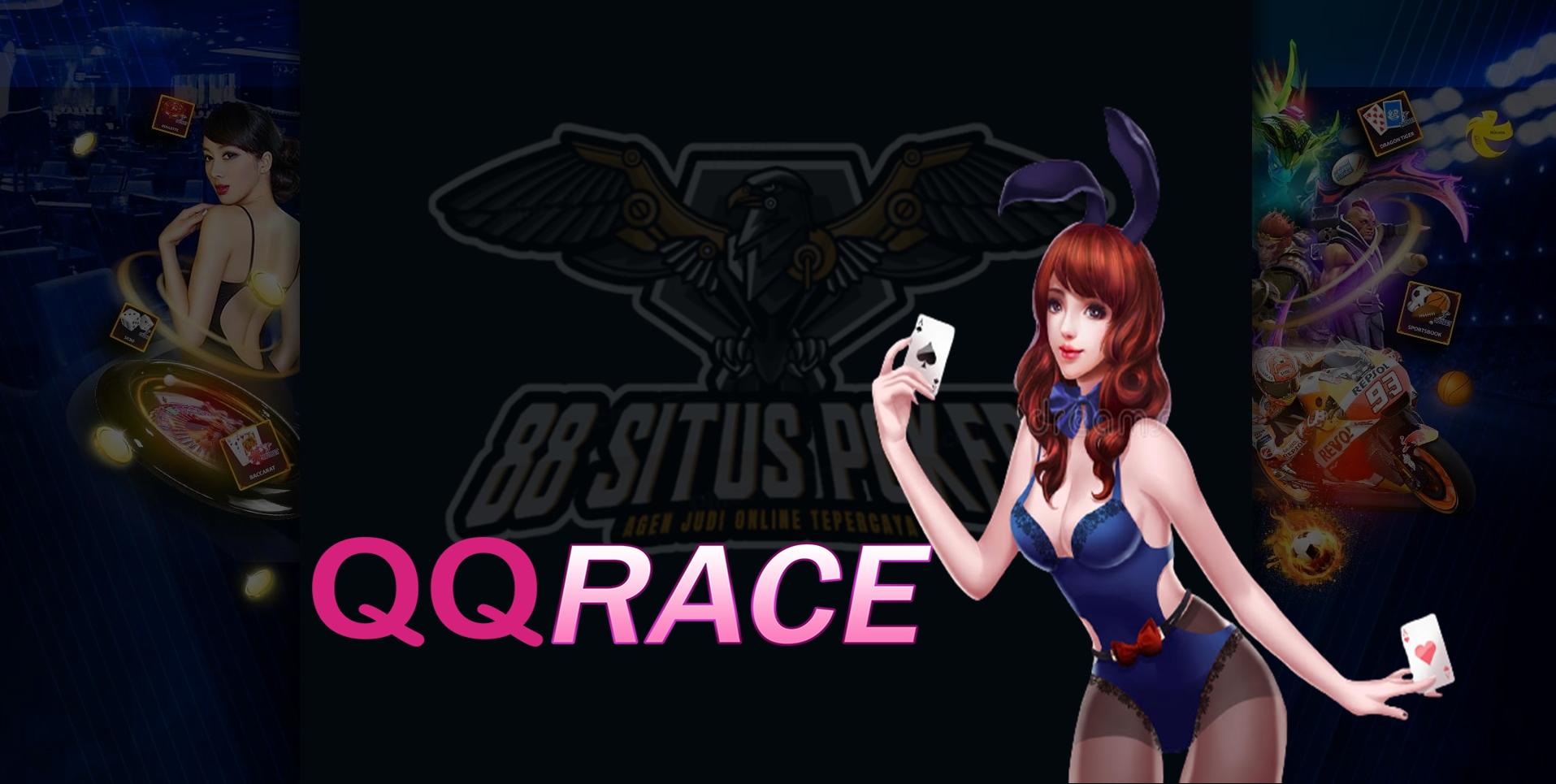 Situs Judi Online Resmi Terbaik, Slot Online Terpercaya Indonesia - QQRace