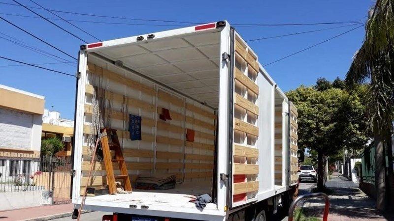 Mudanzas suspendidas, el padecimiento de 250 familias porteñas