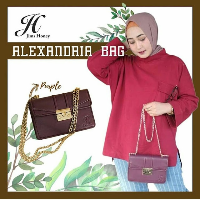 Jimshoney Alexandria Bag