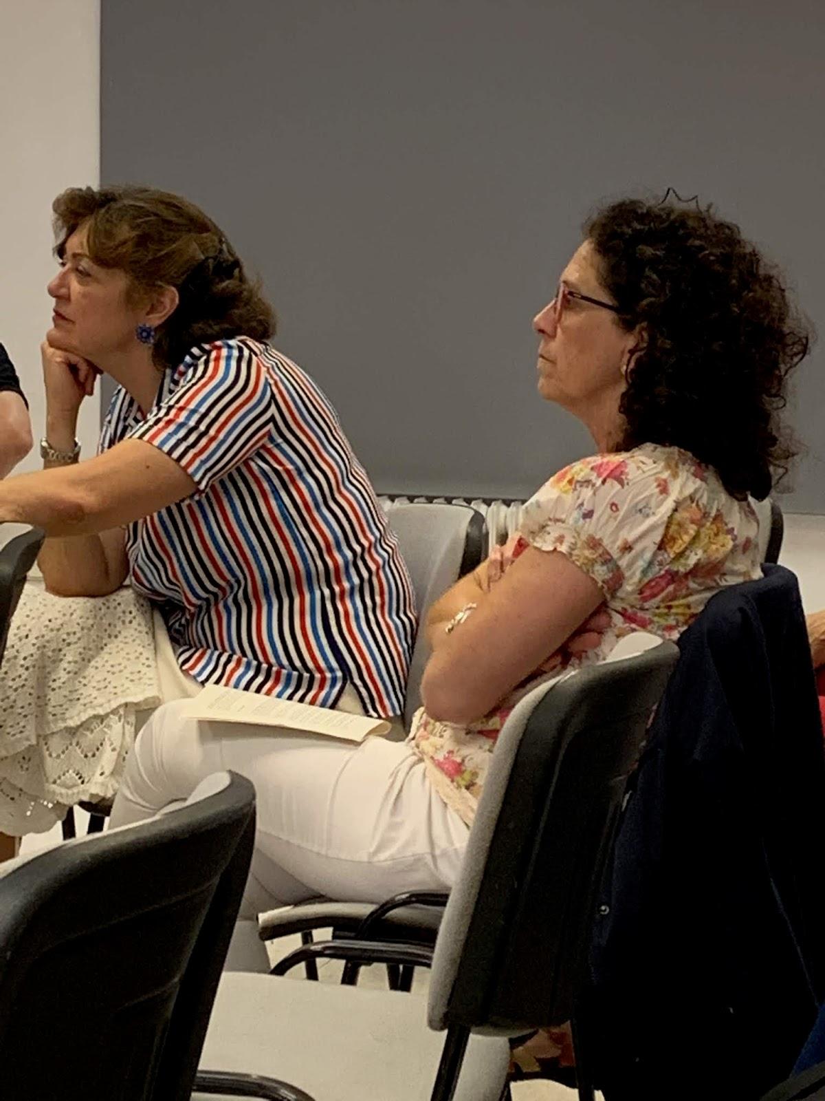 Mujeres en el Coloquio