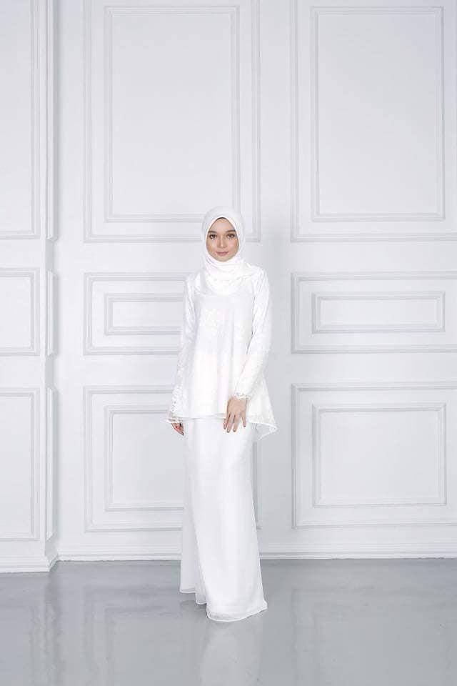 12 Contoh Design Baju Nikah Simple Tapi Cantik