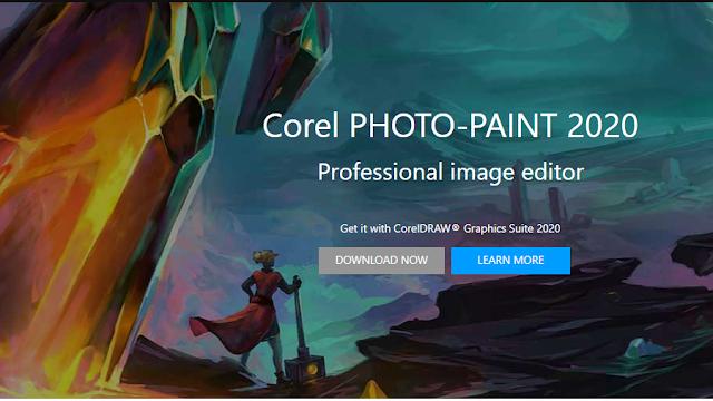 corel phtoto paint
