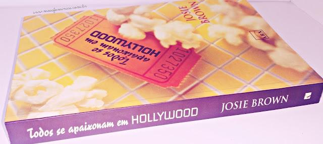 Resenha do livro Todos se apaixonam em Hollywood