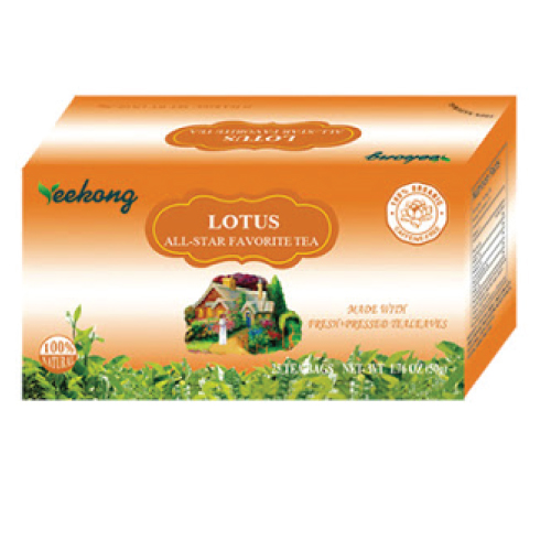 Yeekong Lotus Tea