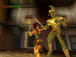 Jogar Tomb Raider V Chronicles playstation game online
