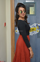 Tejaswini Madivada backstage pics at 92.7 Big FM Studio Exclusive  14.JPG
