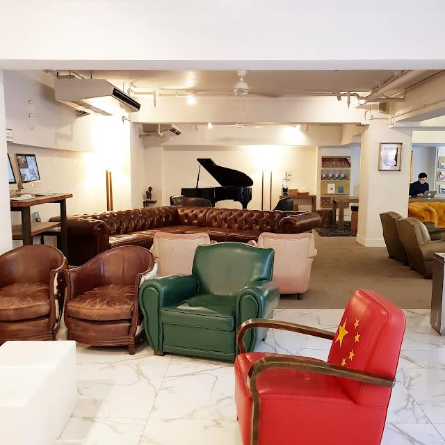 mini hotel central hong kong review