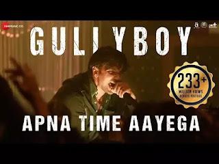 Apna-Time-Aayega-Lyrics-English