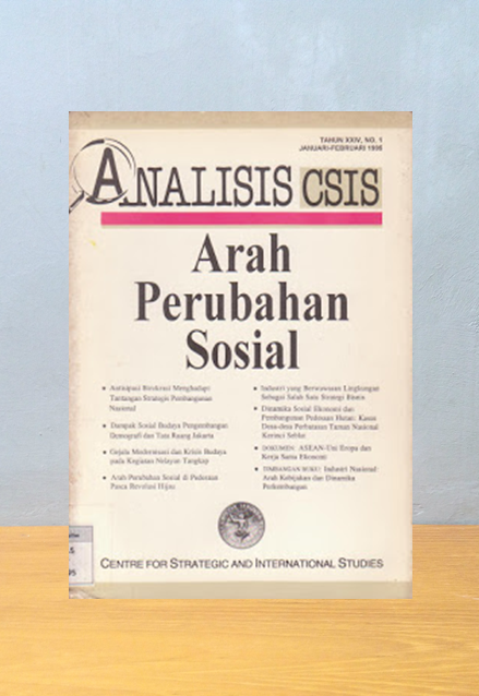 ANALISIS CSIS: ARAH PERUBAHAN SOSIAL