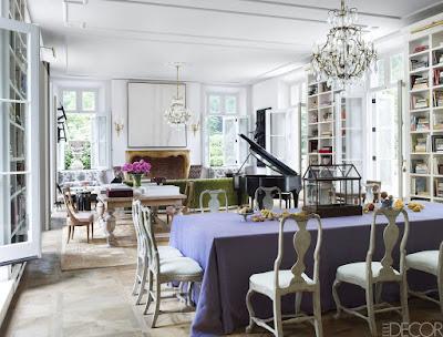 Emma Jane Pilkington home living room and dining room