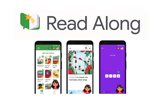 How Read Along Functions or Works