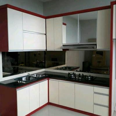 Jasa Kitchen Set HPL Sidoarjo