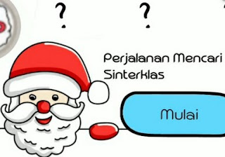 Terbaru Kumpulan Kunci Jawaban Game Brain Out Finding Sinterklas Level 1-10.