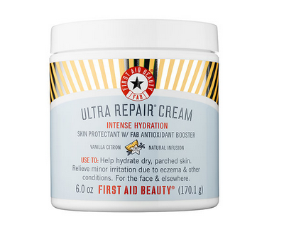 First Aid Beauty, First Aid Beauty Vanilla Citron Ultra Repair Cream, beauty giveaway, A Month of Beautiful Giveaways