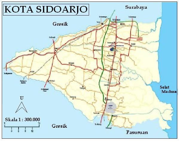 Depag Sidoarjo Bnp2tki O Bp3tki Lp3tki Dan P4tki Nama Dan Alamat Secara Geografis Wilayah Kota Sidoarjo Memiliki Luas Wilayah 6256 Ha