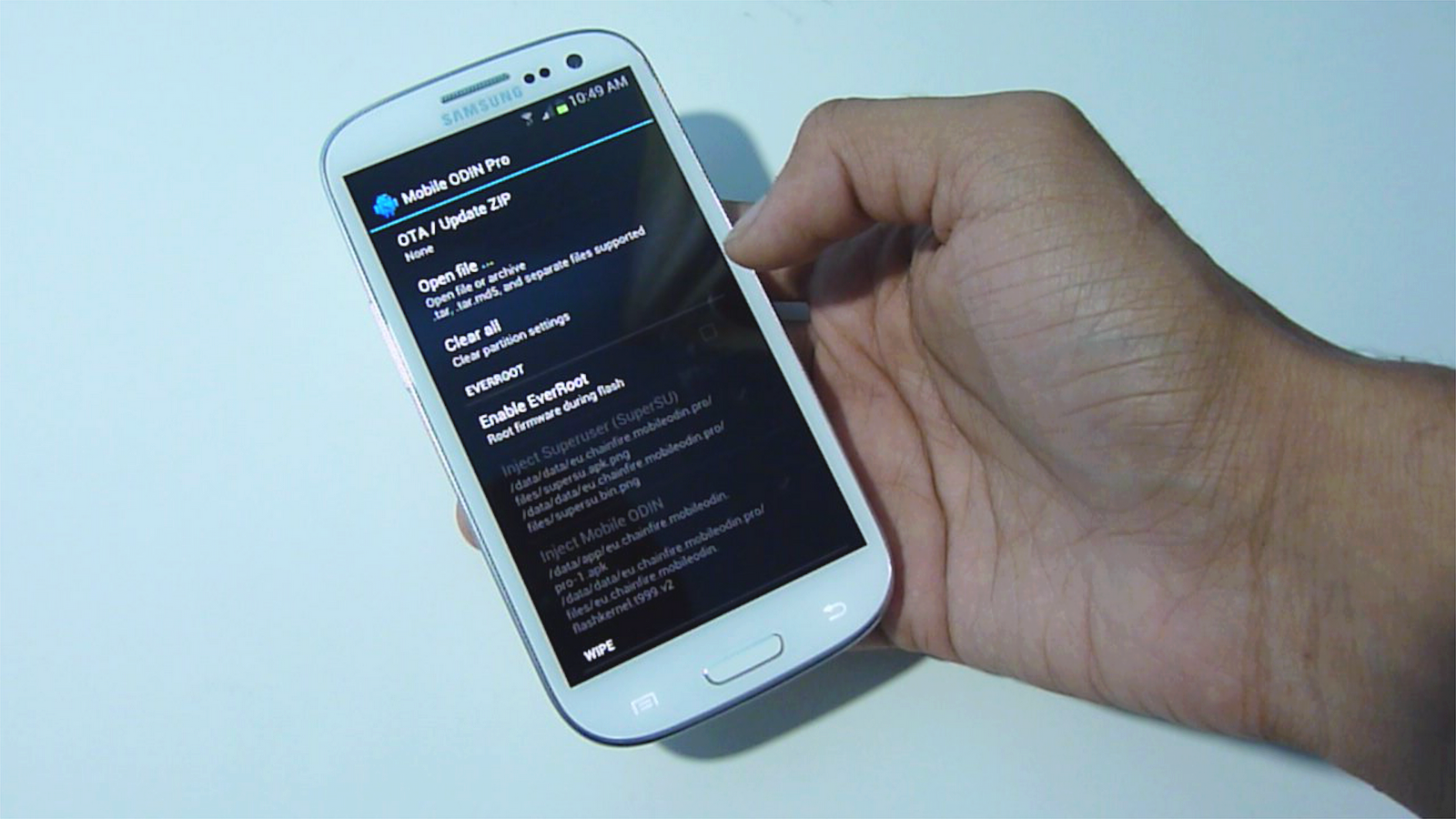 How to Unroot Samsung Galaxy S3! [No Computer] [AT&T/T-Mobile