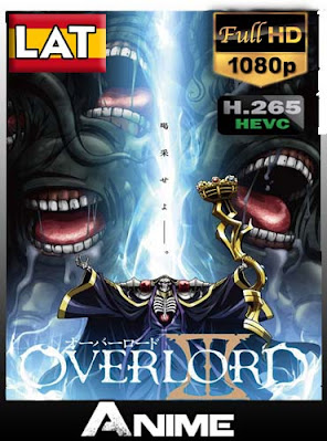 Overlord Temporada 3 latino x265 HEVC HD [1080P][GoogleDrive] RijoHD