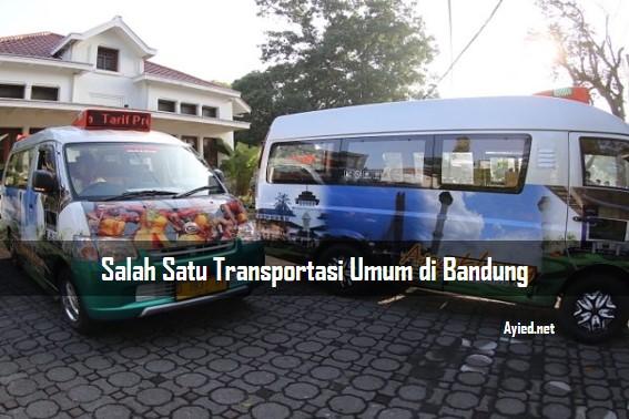 Transportasi Umum di Bandung