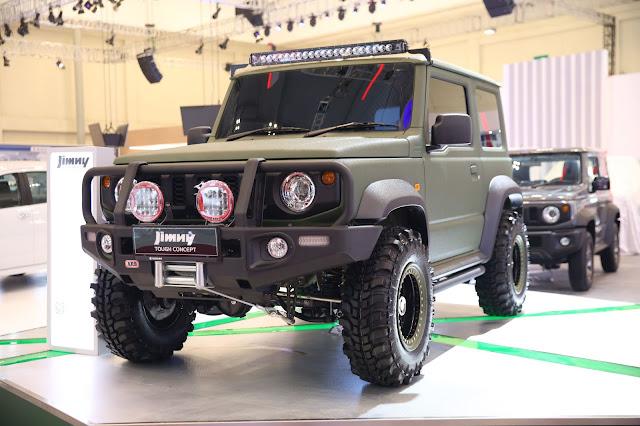 Suzuki Jimny Tough Concept
