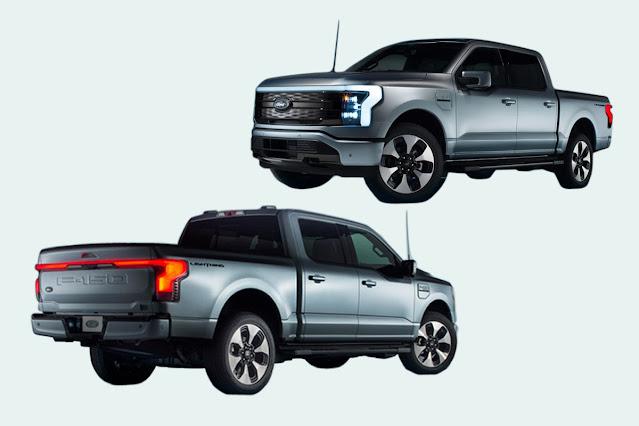 ford, f-150, truk listrik, f-150 lightining, amerika serikat, ford f-150, truk listrik ford, ford f-150 lightning, listrik ford f-150, harga truk listrik