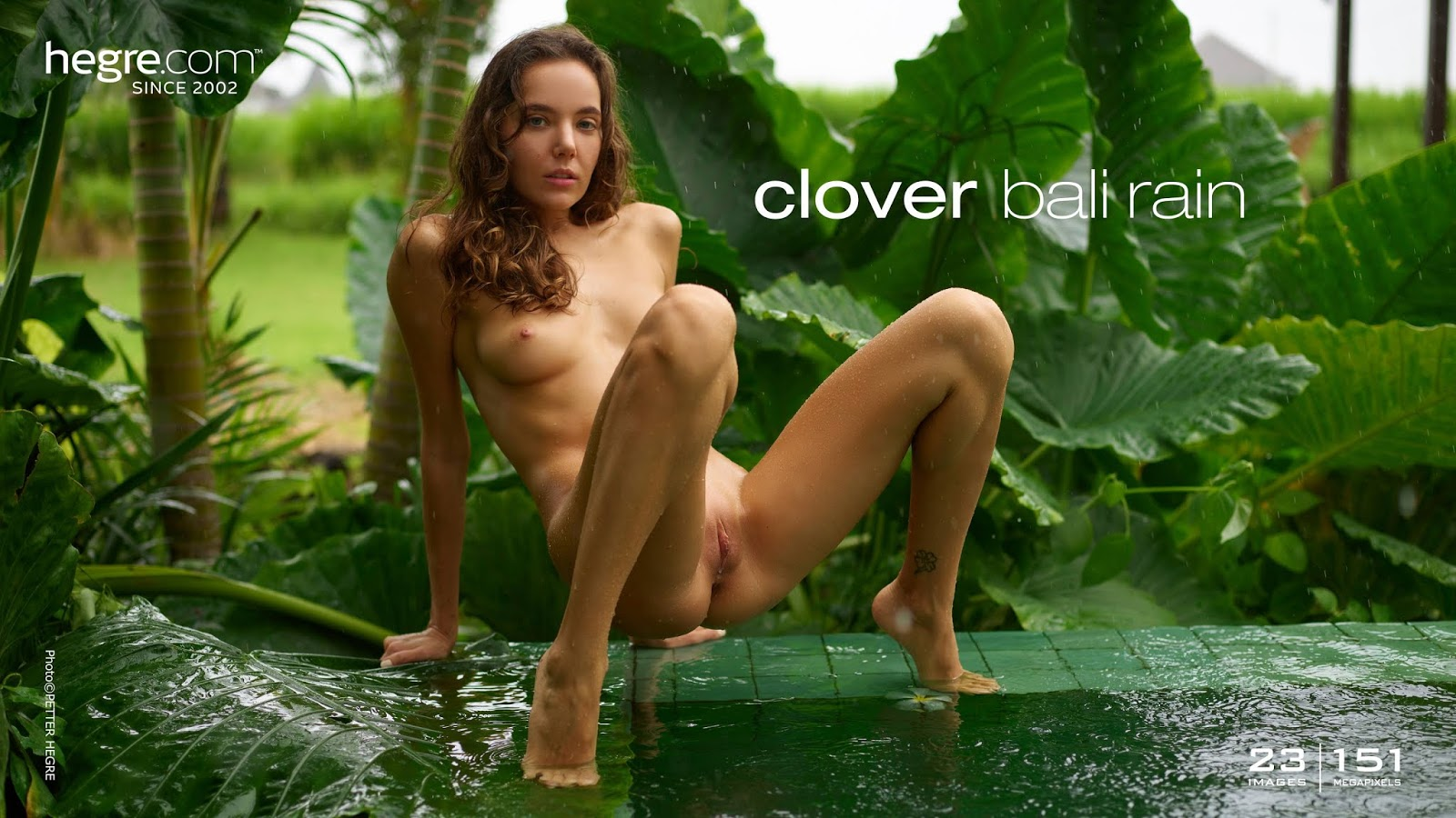 Clover Leaking From Bali 32