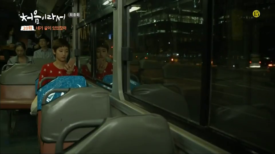 Sinopsis Because It's The First Time Episode 8 Part 1
