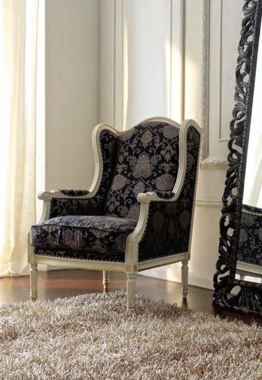 Canapele fotolii living de lux Italia | Fotoliu Miriam-art.494 - 1750 euro