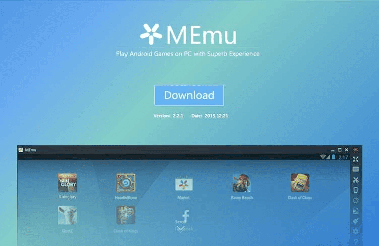 تحميل برنامج memu play android games on pc