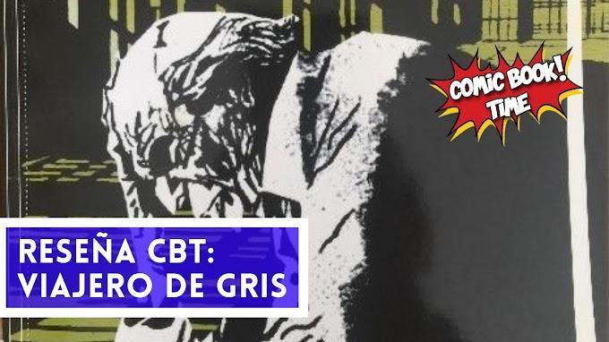 """Cómic reseña: """"Viajero de Gris"""" de Carlos Trillo y Alberto Breccia"""