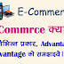 What Is E Commerce in Hindi , E Commerce types with Example, Advantage and Disadvantage Hindi