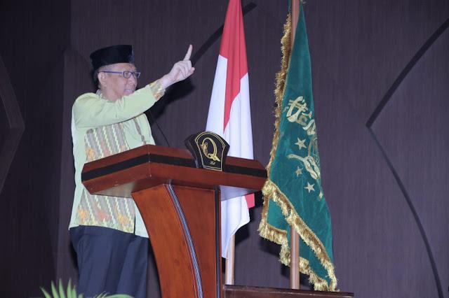 Gubernur Kalbar Ajak Muslimat NU Pilih Capres Anti Fitnah dan Hoaks