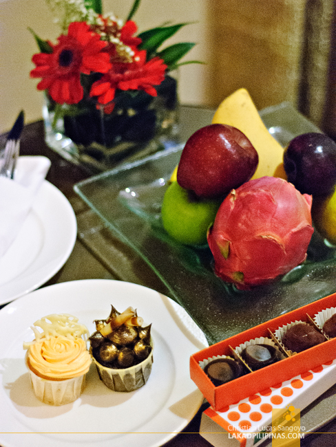 Traders Hotel Kuala Lumpur Complimentary Snack