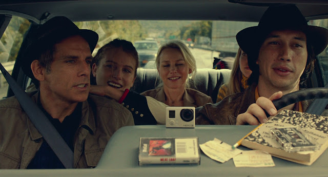 Ben Stiller Noah Baumbach Naomi Watts | While We're Young