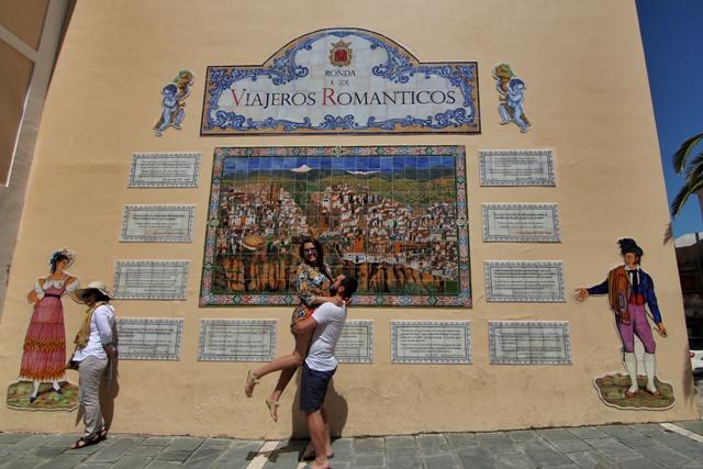 Ronda, ciudad para los viajeros romanticos