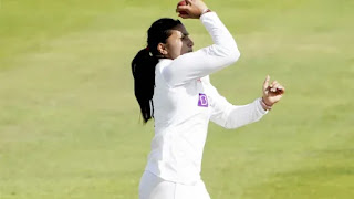 INDW vs ENGW Test: Debutante Sneh Rana dedicates his performance to late father