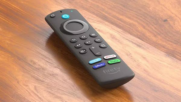 Amazon Fire TV Stick ganha um novo controlo remoto Alexa