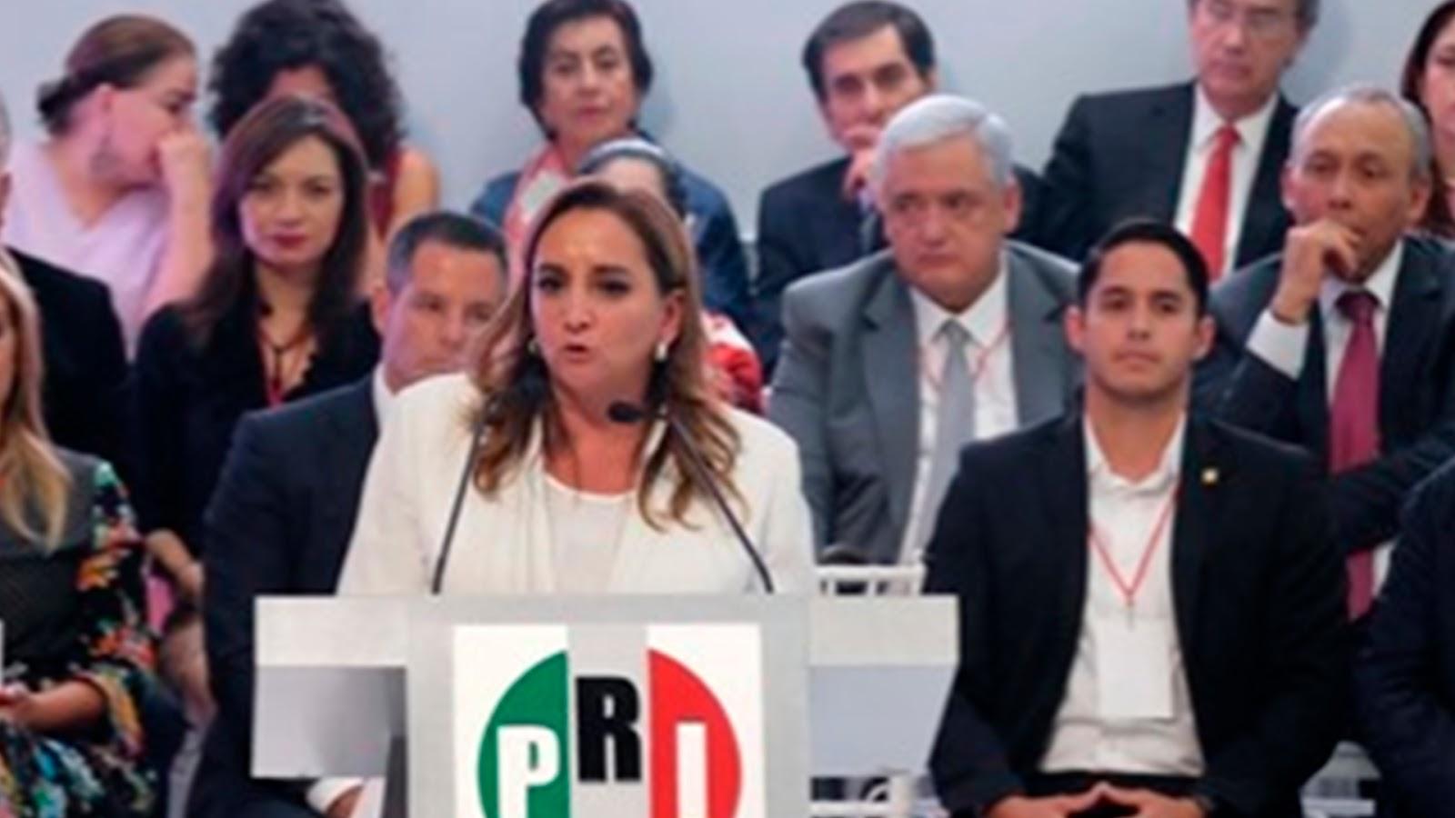 Morena solo estará en el poder seis años, el PRI volverá para componer el desastre de AMLO: PRI