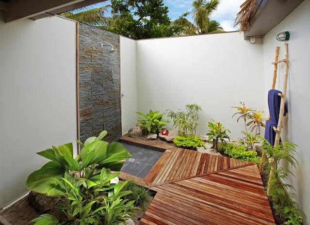 แบบห้องน้ำธรรมชาติ outdoor