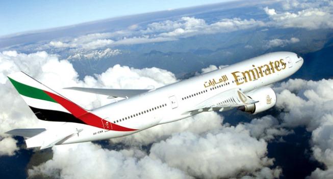 الخطوط الجوية الإماراتية طيران الإمارات Emirates Airlines
