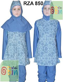 baju renang anak syari RZA 850
