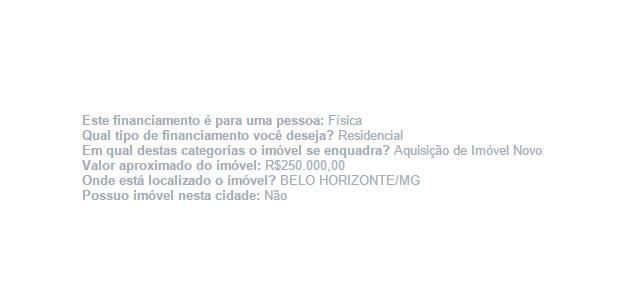 Simulador de Financiamento Caixa Imagem 6