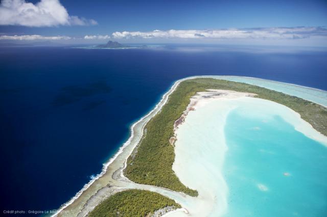 Tupai, mais um paraíso na Polinésia Francesa