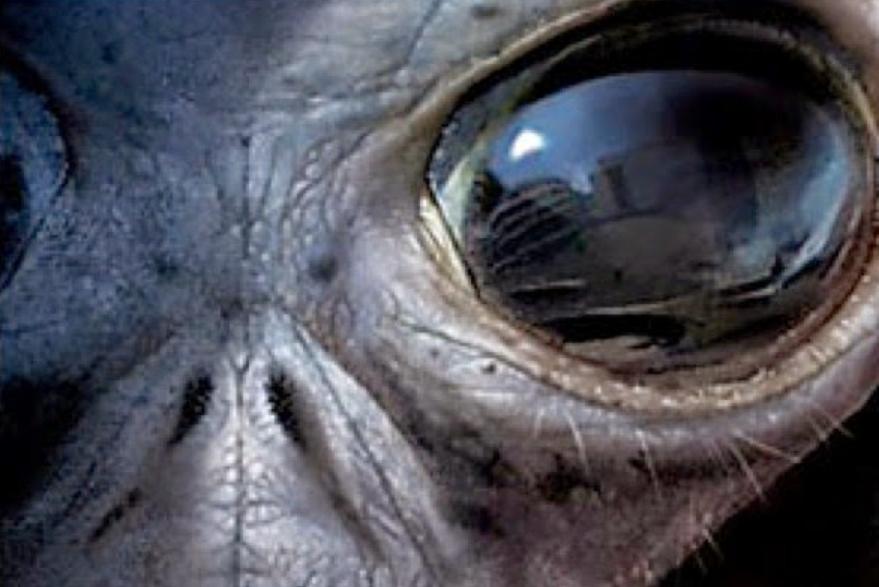 Bertemu Alien Manusia Belum Siap