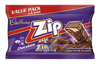 Zipping into More Chocolate and Better Wafer with Cadbury