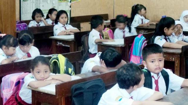 Permasalahan yang Sering Terjadi Pada Anak Sekolah Dasar