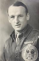 photo of Malcolm McLane in military uniform
