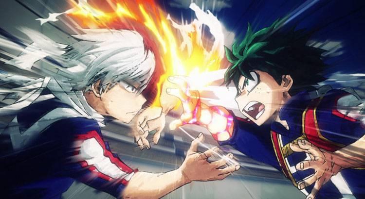 Boku no Hero Academia Season 2 BD (Episode 01 - 25) Subtitle Indonesia
